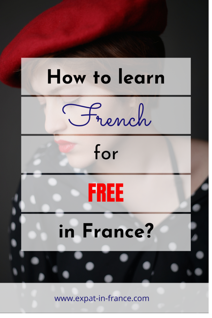 French for free in France