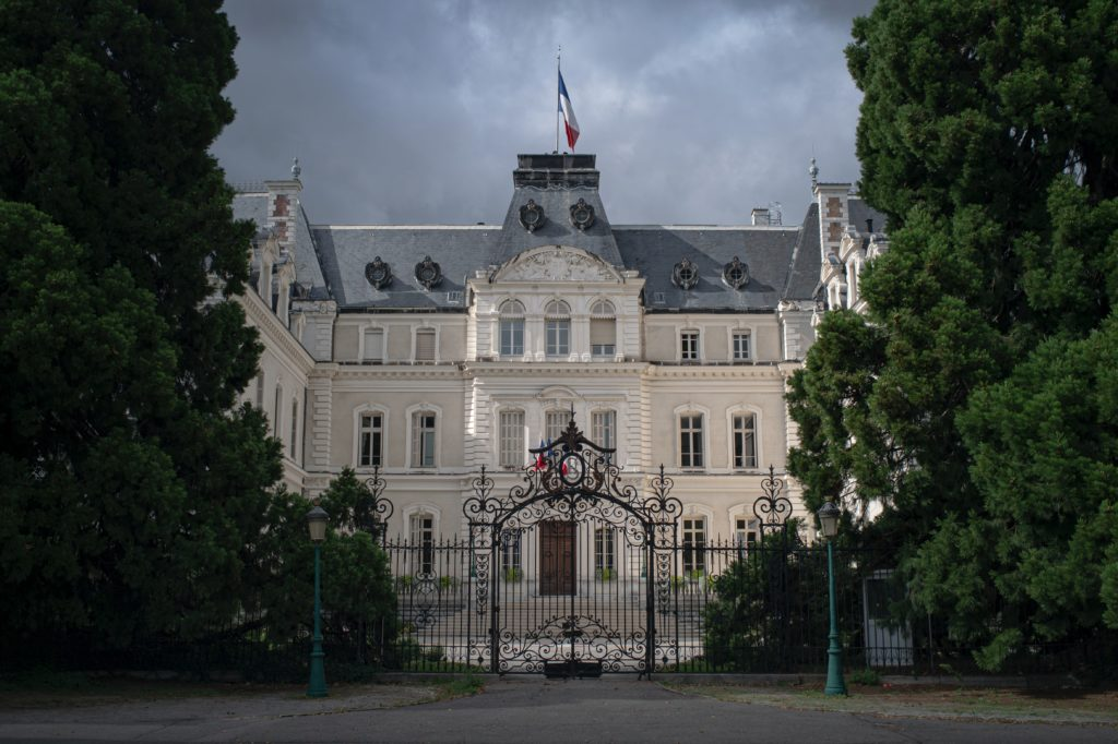 French administration