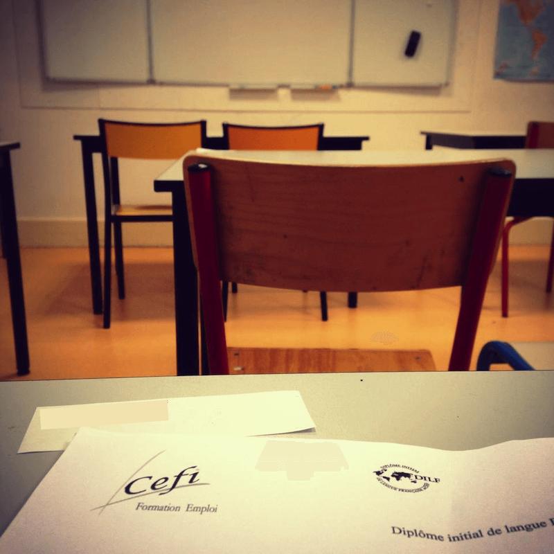 french exam
