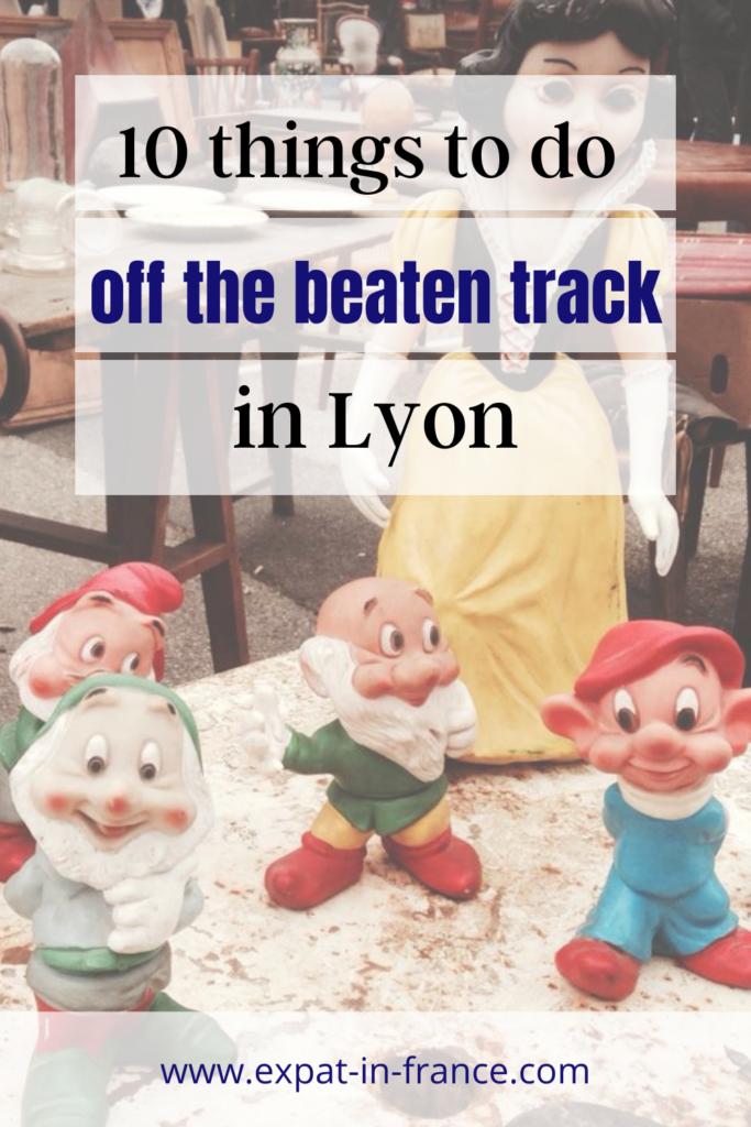 Lyon flea market