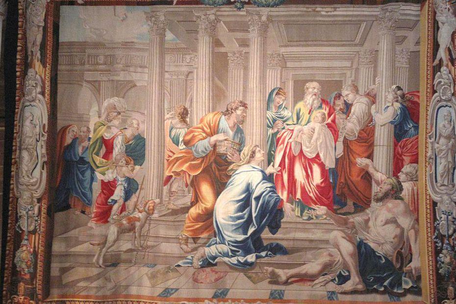 Candelmas Christian celebration